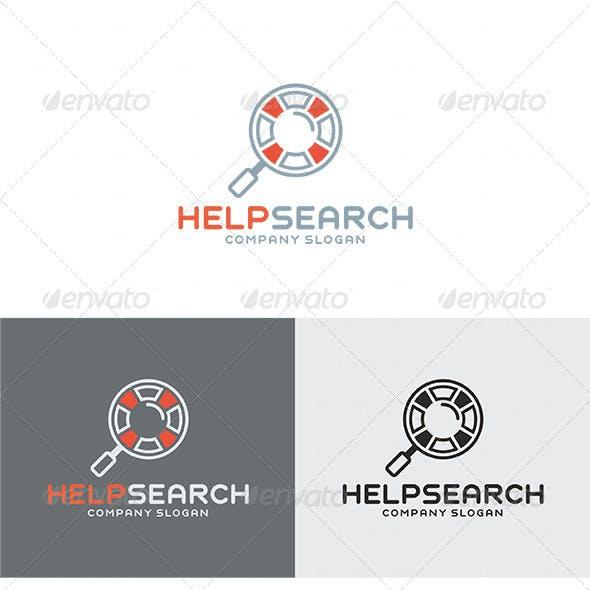 Help Search Logo