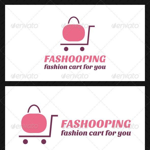 Fashion Shopping Logo Template