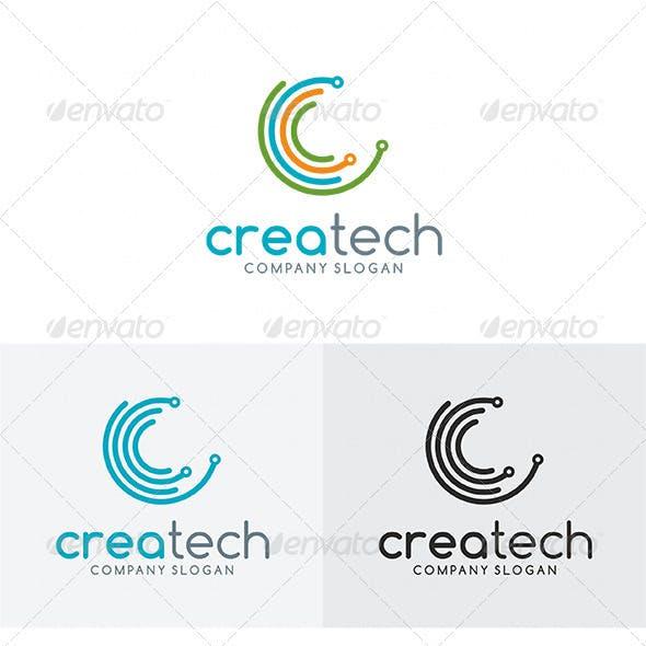Crea Tech Logo