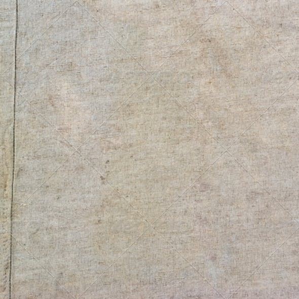 High resolution brown canvas texture