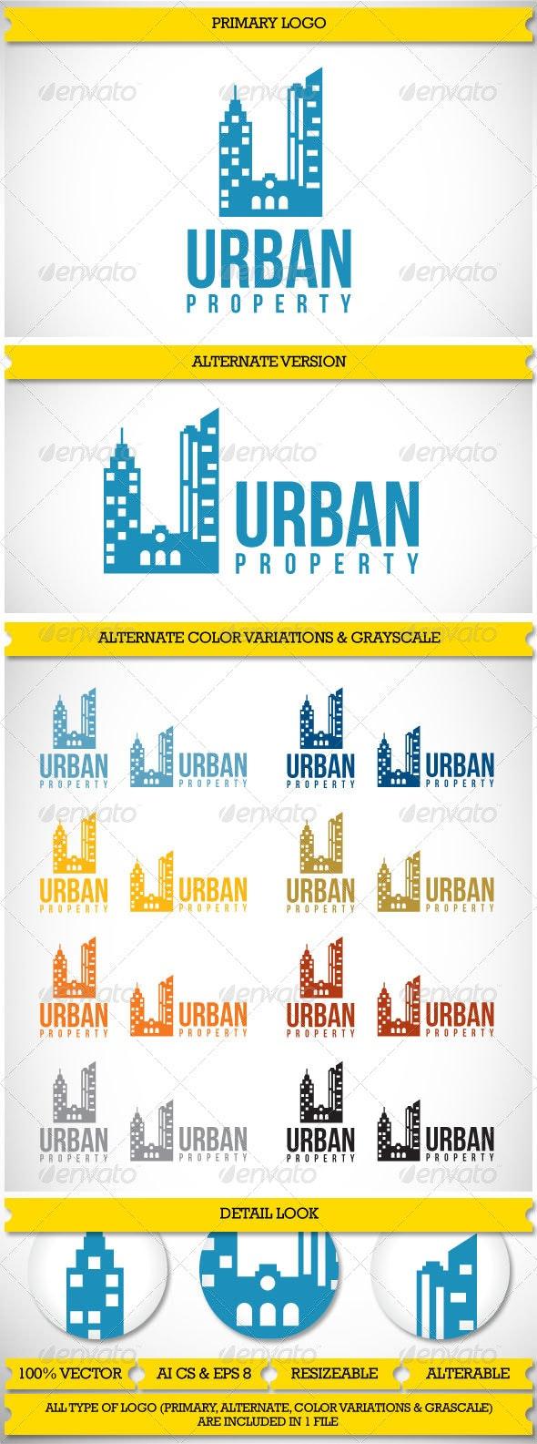 Property Realty Urban logo