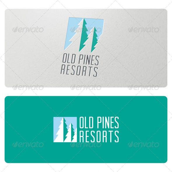 Old Pines Resorts Logo