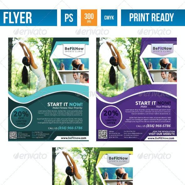 Fitness Flyer V2
