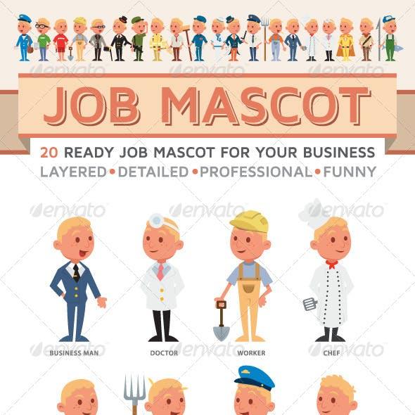 Job Mascot