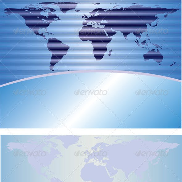 Globe Backgrounds