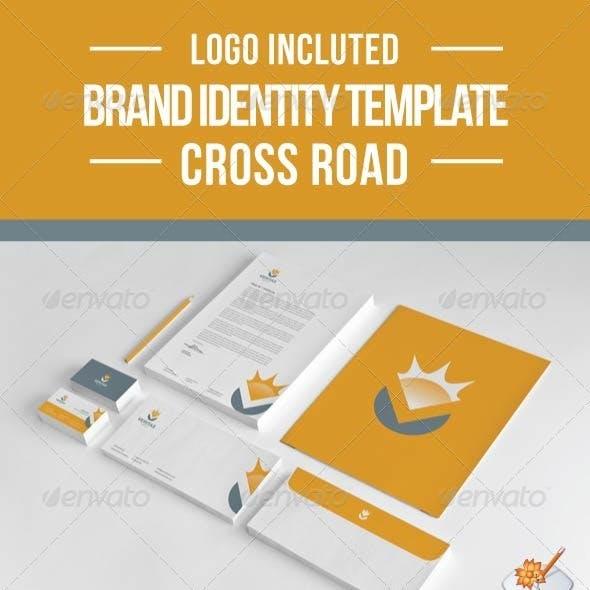 Veritas Brand Stationery Template