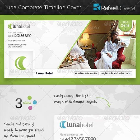 Luna Corporate Timeline Cover
