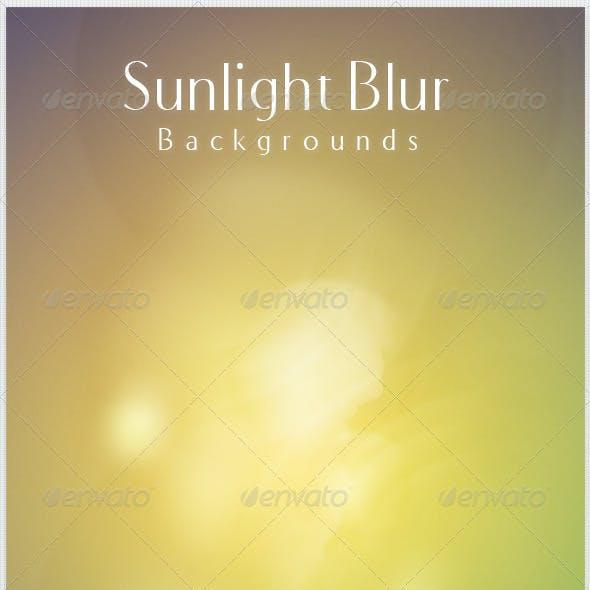 Sunlight Blur Backgrounds