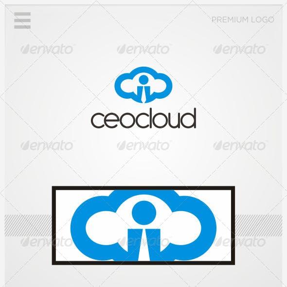 CEO Cloud Logo Template