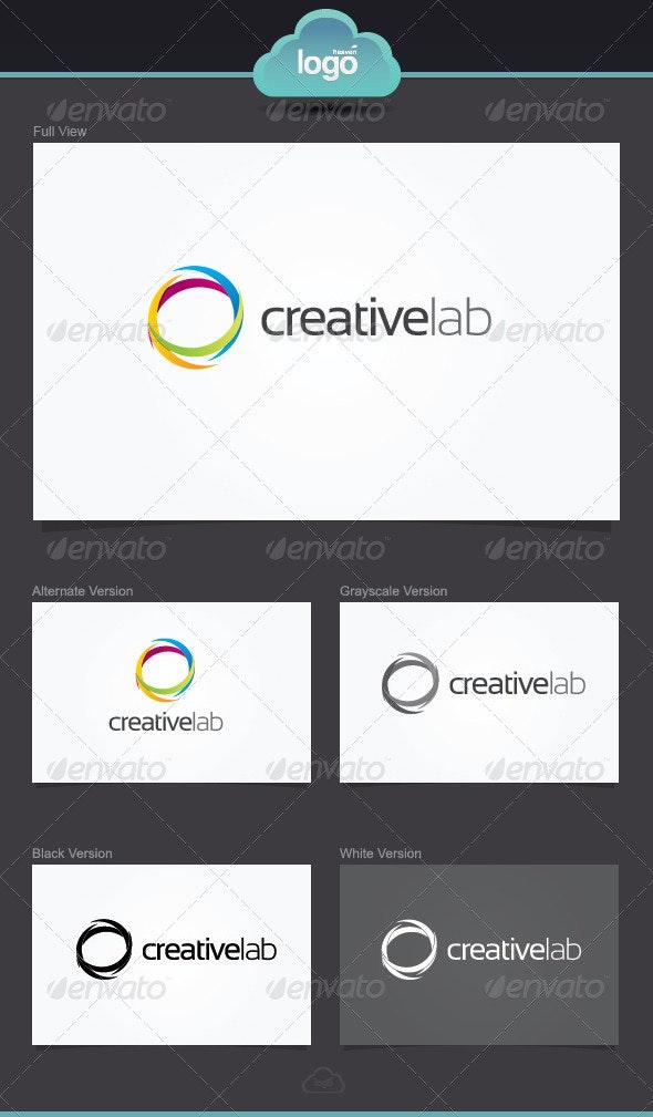 Creative Lab Logo Template - Symbols Logo Templates