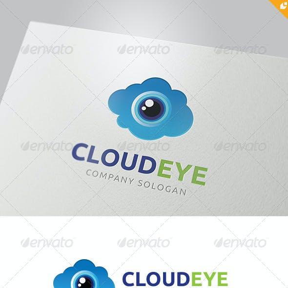 Cloud Eye Logo