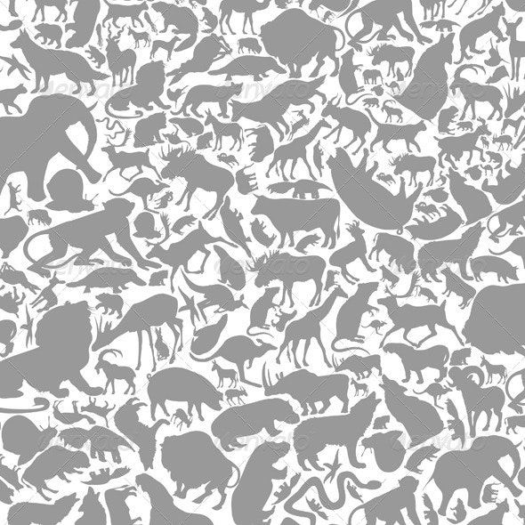 Background Animals 2 - Animals Characters