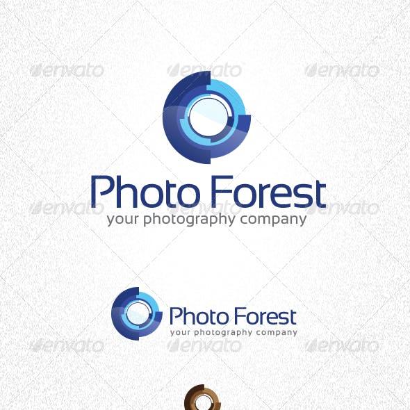 Photo Forest Photography Logo