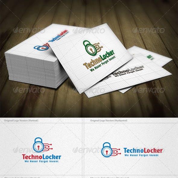 Techno Locker Logo
