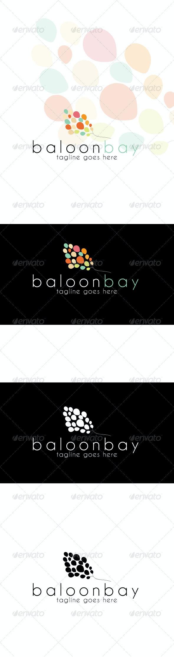 Baloonbay Logo - Humans Logo Templates