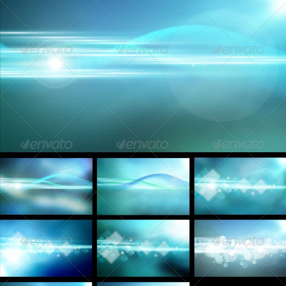 Blue Dream Backgrounds
