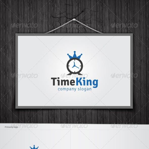 Time King Logo