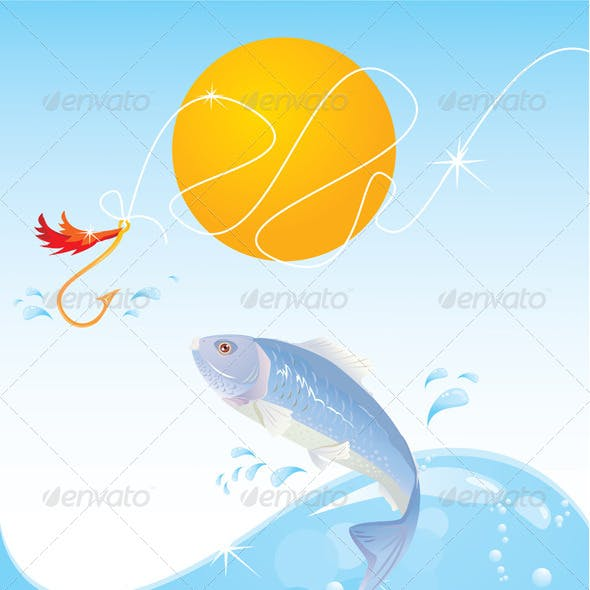 Fish and Hook