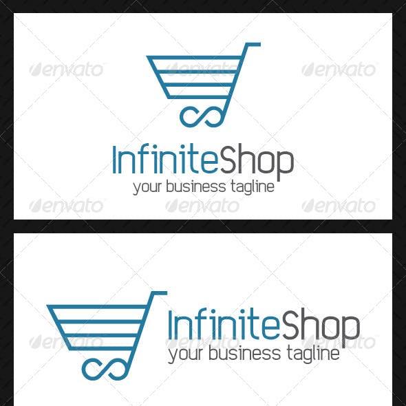 Infinite Shopping Logo Template