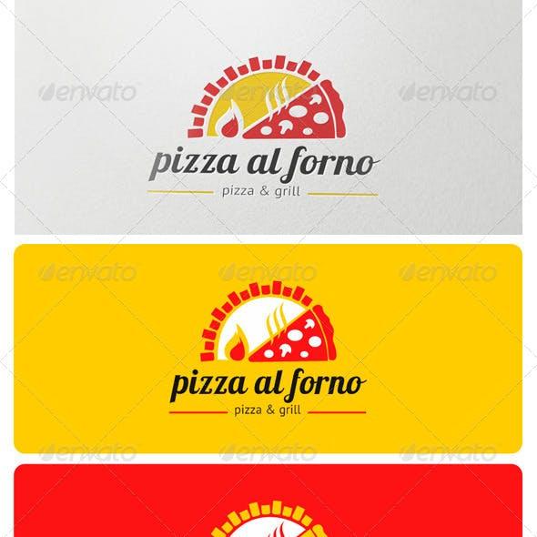 Pizza al Forno Logo