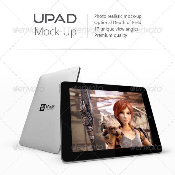 uPad Mock-Up