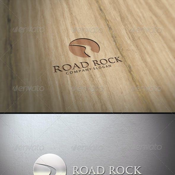Road Rock Logo Template