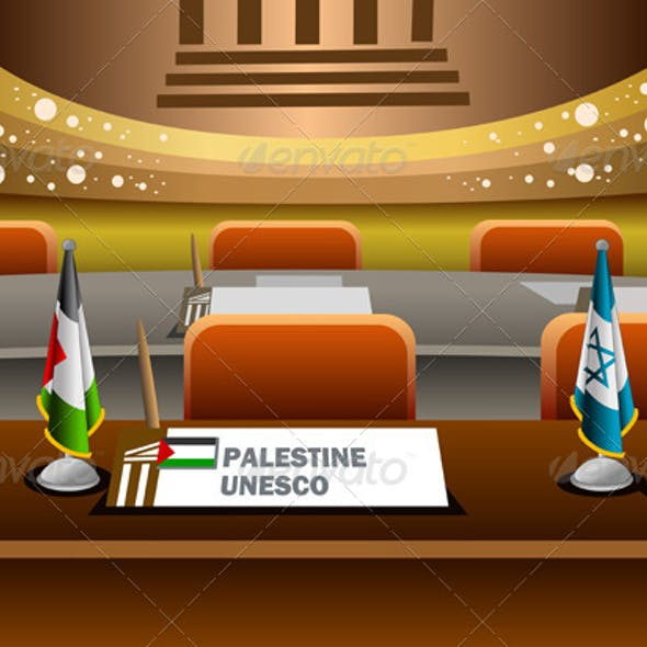 Palestine Candidate for the Seat on Unesco