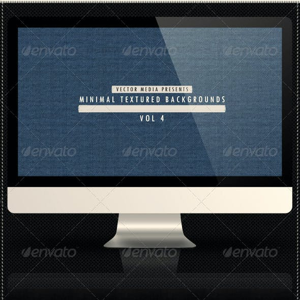 Minimal Textured Backgrounds - Vol 4
