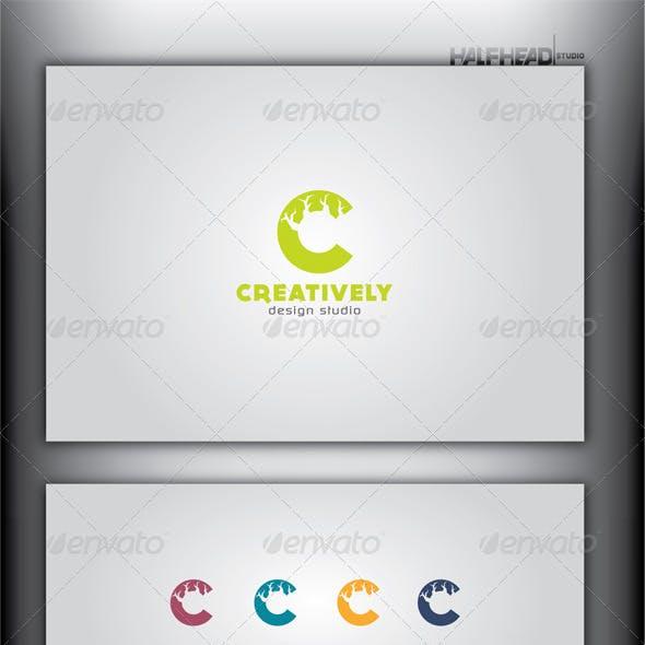 CREATIVELY Logo Template