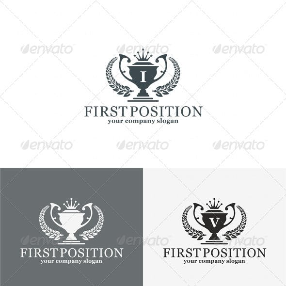 First Position Logo