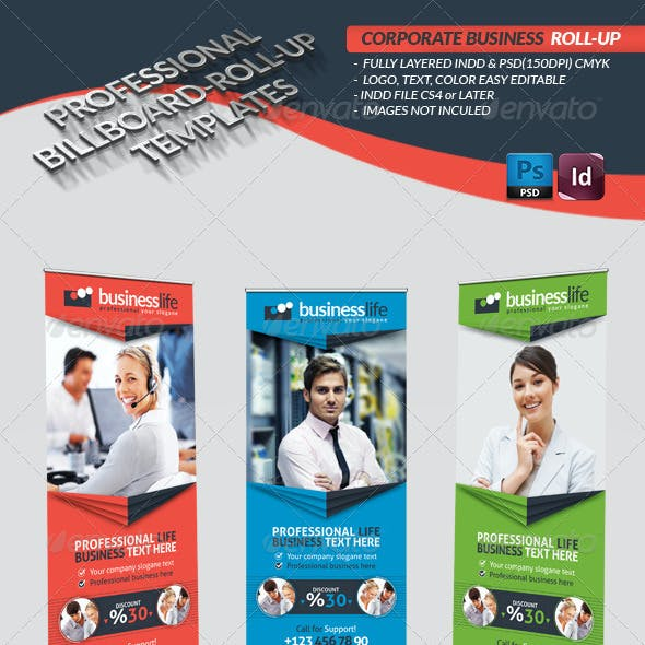 Corporate Business Roll-Up