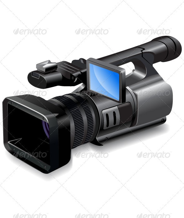 Video camera - Media Technology