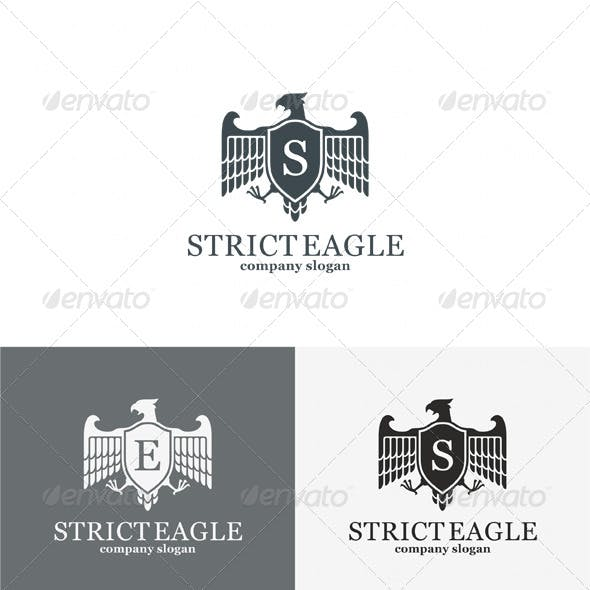 Strict Eagle Logo