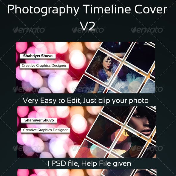 Photography Timeline Cover V2