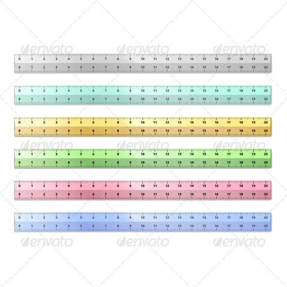 Vector Rulers