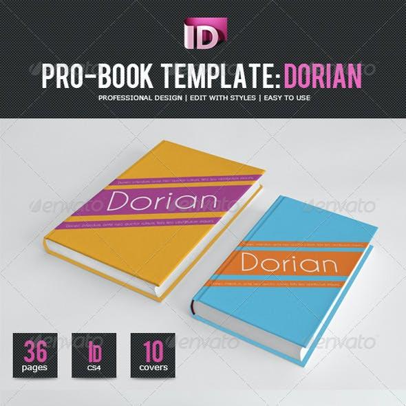 Book Template: Dorian
