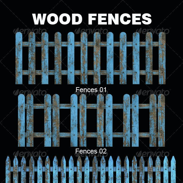 Old Wood Fences