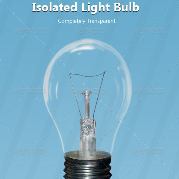Transparent Light Bulb