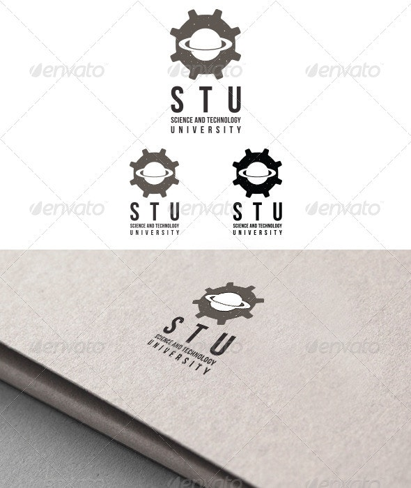 Science College - College Logo Templates