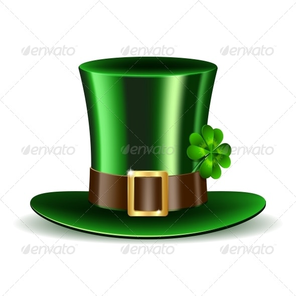 St. Patrick's Day Hat - Miscellaneous Seasons/Holidays