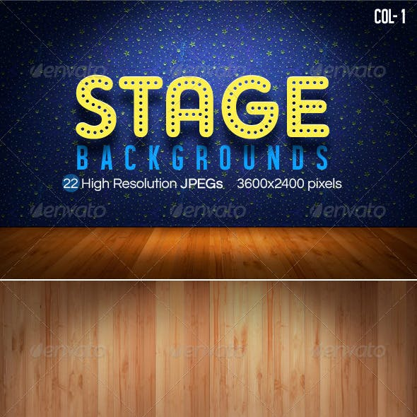 Stage Backgrounds Col1