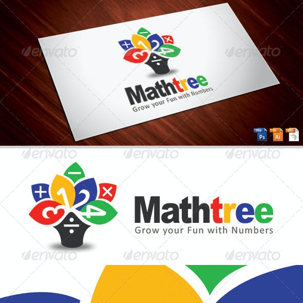 Math Tree Logo