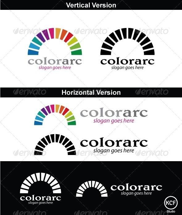 ColorArc Logo Design - Symbols Logo Templates