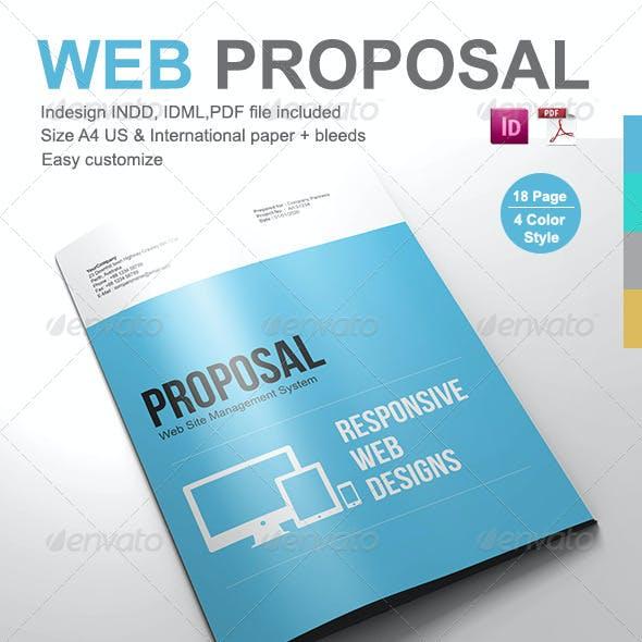 Gstudio Web Proposal Template