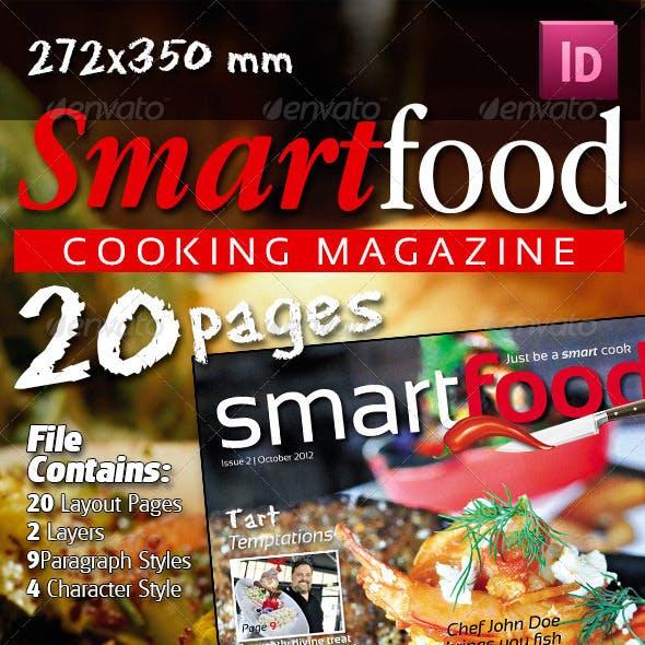 Smart Food Cooking Magazine