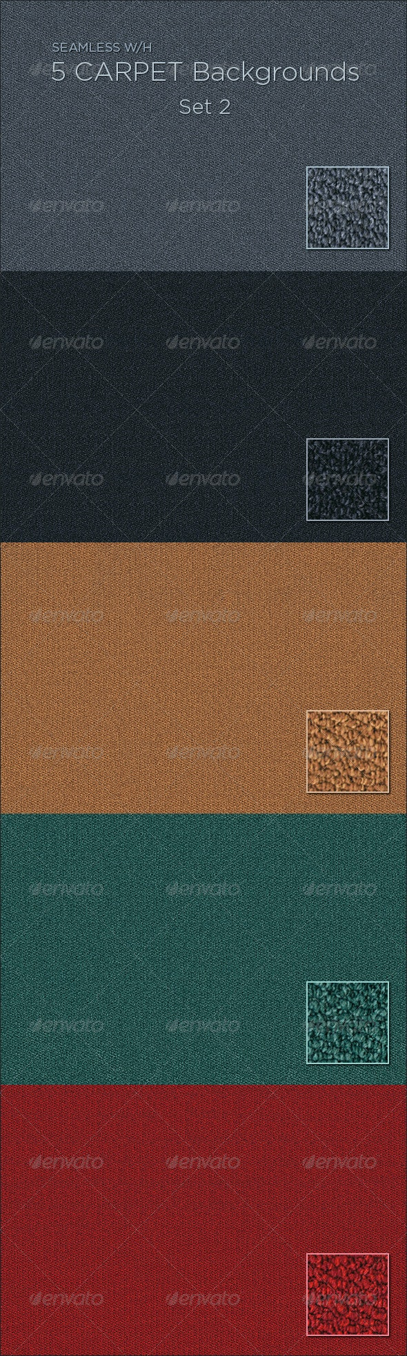 Backgrounds Set 2 / Carpets and Rugs