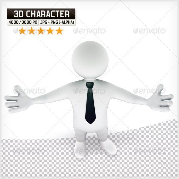 3D Puppet - Topview