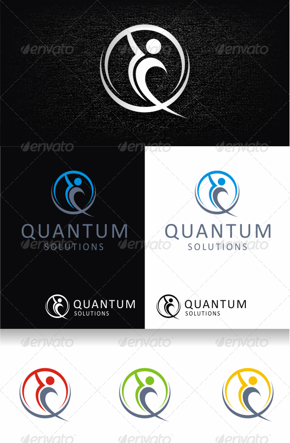 Q Logo Template - Letters Logo Templates