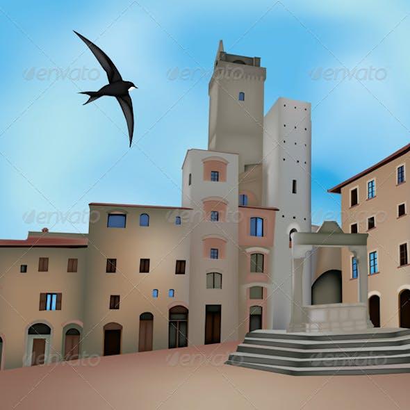 San Gimignano 1-Italy