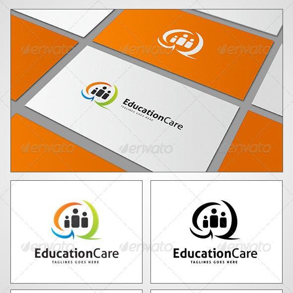 EducationCare Logo Design